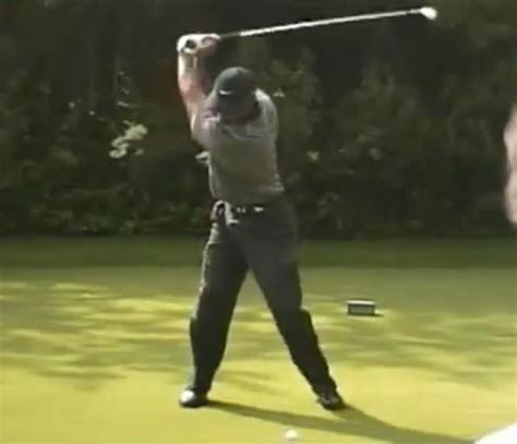tiger woods swing 2001 good old times tiger woods swing analysis 2001 swing