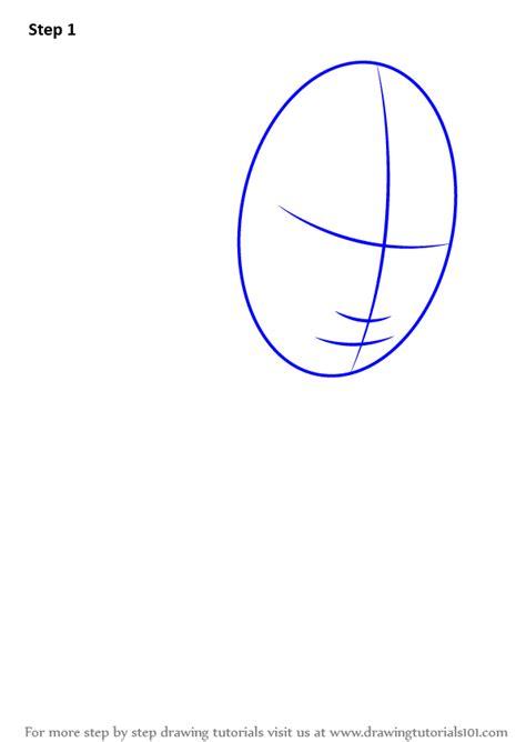 step by step how to draw dwayne johnson aka the rock