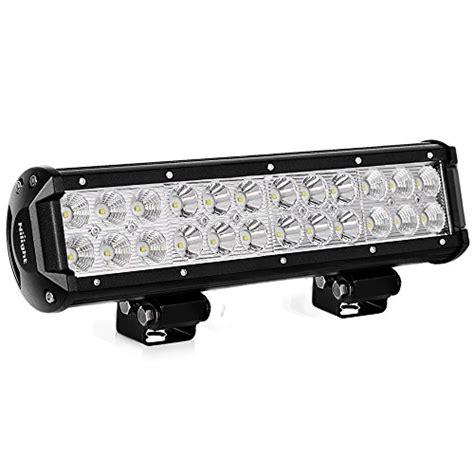 Led Light Bar Nilight 12 Inch 72w Led Work Light Spot Road Led Light Bar Review