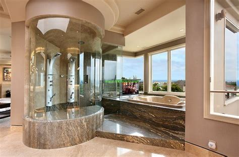 fancy bathroom showers amazing showers