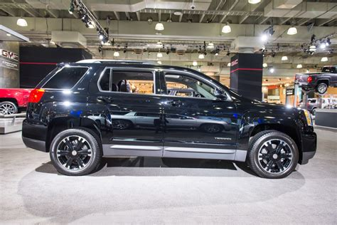 gmc terrain blacked out 2017 gmc terrain info pictures specs wiki gm authority