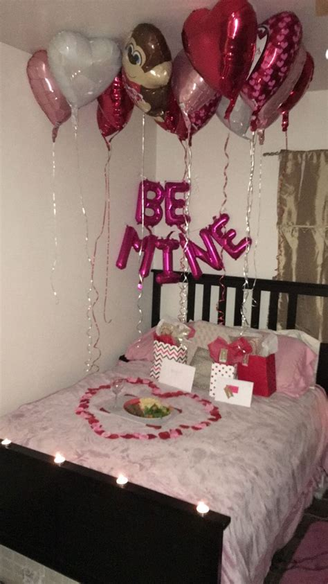 valentines day ideas for boyfriend 17 best ideas about romantic surprise on pinterest