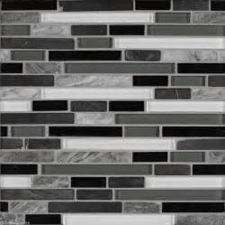black glass tile backsplash 10 sf gray black glass marble mosaic tile kitchen