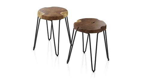 Stool Etymology by Origin 18 Quot Stool Crate And Barrel
