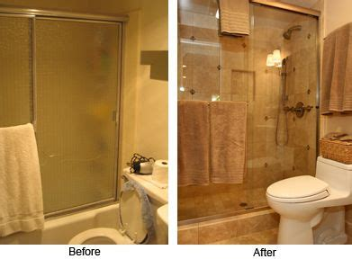 Bathroom Remodeling Ideas Before And After by Bathroom Remodel Before And After U Design