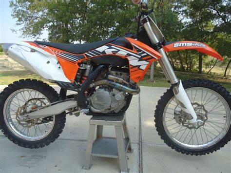 Ktm Trail Bike For Sale 2012 Ktm 450 Dirt Bike For Sale On 2040 Motos