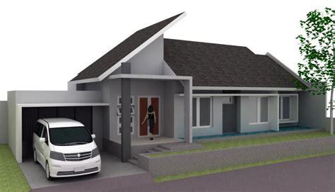 rumah sederhana berkamar tiga di lahan 6x12 5m tipe padas gambar desain rumah melebar 2 lantai druckerzubehr 77 blog