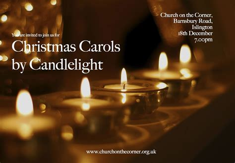 carol service invitation google search candlelight service candlelight christmas invitations
