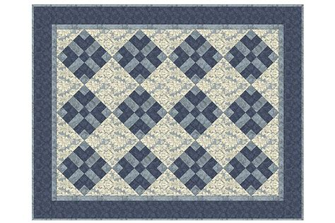 Simple Patchwork Quilt Patterns - v an easy patchwork quilt pattern