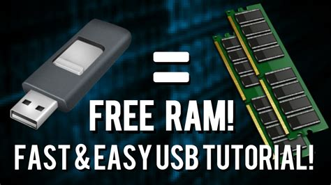 add more ram to pc add more ram to your computer using this simple trick