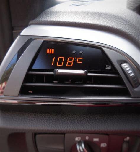 Bmw 1er F20 Temperaturanzeige by P3cars Performance Display F 252 R Bmw 1er Und 2er Reihe F2x