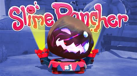Slime Rancher - The Tarr Slime Stage! - Let's Play Slime ... Royal Jelly Slime Rancher