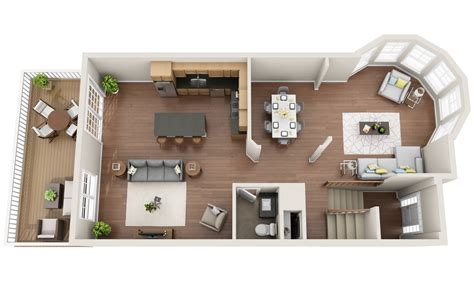 3dplans com 2 townhomes and lofts 171 3dplans com
