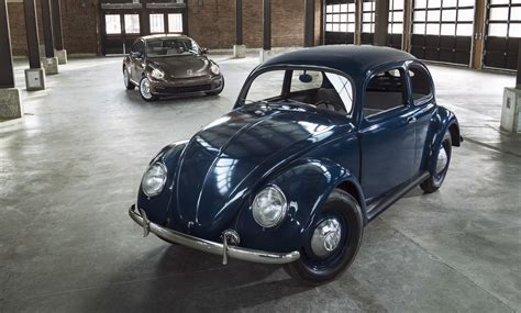 first volkswagen ever made first volkswagen beetle arrived in a u s showroom 65
