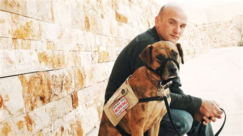 ptsd dogs va cuts funding for service dogs for ptsd veterans abc news