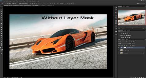 how to change the color of a layer in photoshop how to change the color of a car in photoshop with pictures