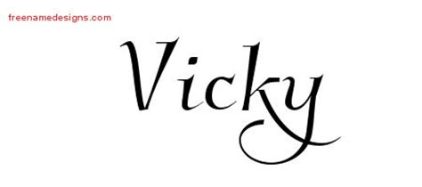 vicky tattoo designs name designs free graphic free name