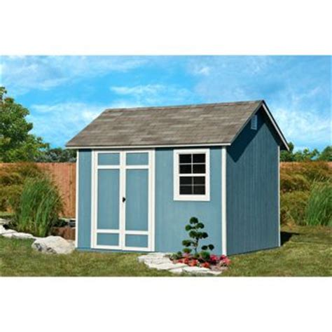 brton 10 x 8 wood storage shed playhouse ideas