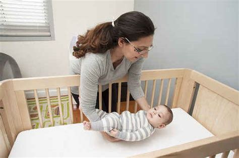 What Age To Put Baby In Crib A Comprehensive Guide Infant Sleeping Baby Sleep