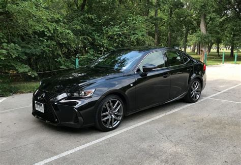 lexus coupe black 2017 lexus is 350 f sport test drive