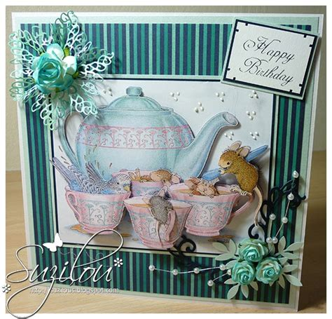 Joanna Sheen Decoupage - 69 best images about house mouse decoupage on