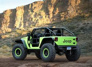 jeep unleashes its 2016 easter jeep safari concept
