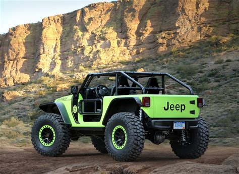 Jeep Concept Jeep Unleashes Its 2016 Easter Jeep Safari Concept