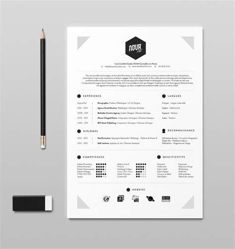 Resume Template Buzzfeed by 27 Beautiful R 233 Sum 233 Designs You Ll Want To