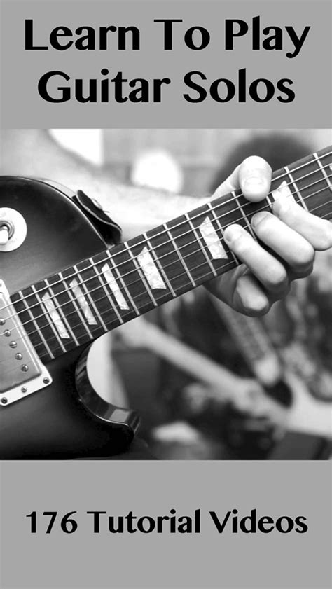 learn great guitar solos app shopper learn to play guitar solos music