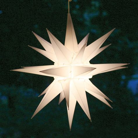 moravian star porch light north carolina christmas