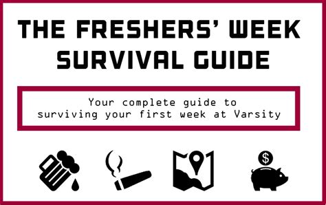 The Fashion Week Survival Guide by The Freshers Week Survival Guide Mafadi