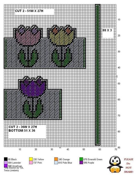 plastic canvas pattern maker free 195 best images about plastic canvas easter on pinterest