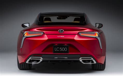 2019 Lexus Convertible by 2019 Lexus Lc 500 Convertible Colors Release Date