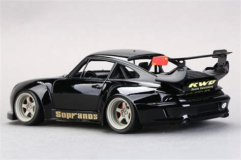 porsche widebody rwb 1 24 rwb porsche 993 wide kit hd03 0414 hobby design