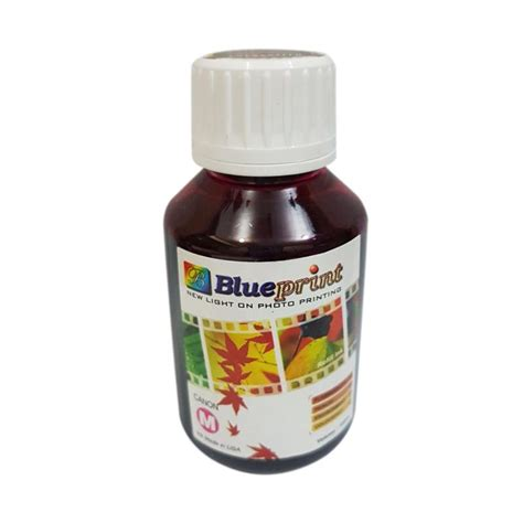 Tinta Printer Blueprint 100 Ml Jual Blueprint Tinta Botol Refill For Printer Canon