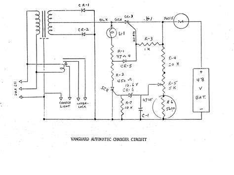 lester 36 volt battery charger wiring diagram e z go