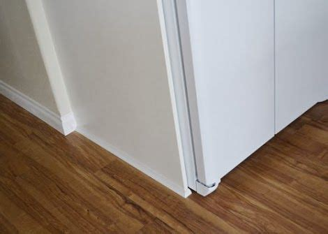 kitchen cabinet base trim 27 best images about refrigerator built in on pinterest