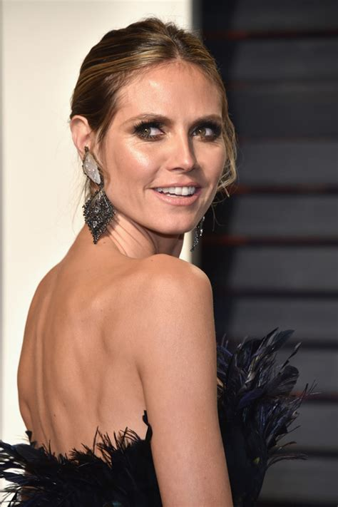 How To Make Vanity Oscars 2017 Heidi Klum Hits The After Parties In Alberta