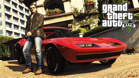 Grand Theft Auto 5 by Grand Theft Auto V Update 5 And V4 3dm