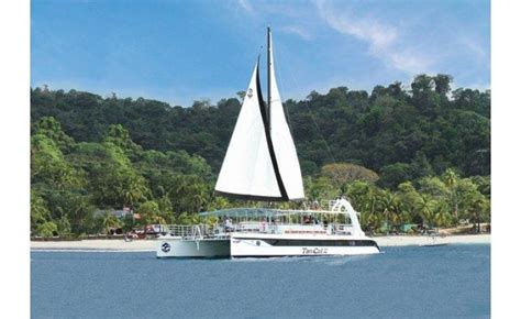 planet dolphin catamaran costa rica finding nemo and other fish tales on manuel antonio