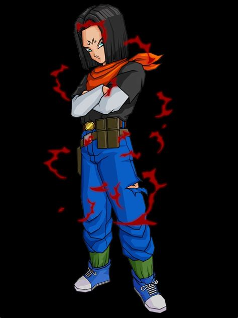z android 17 android 17 843743 zerochan