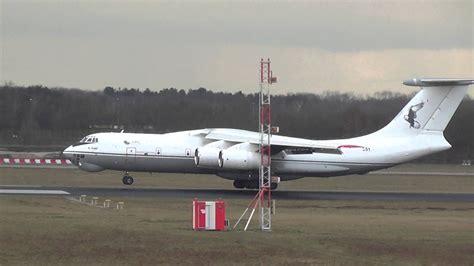 landing jordanian international air cargo il mf  eindhoven airport youtube