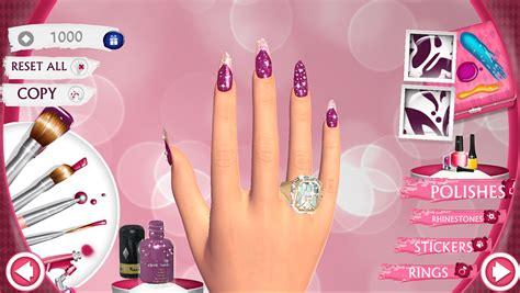 app shopper cute nail art designs game  beauty