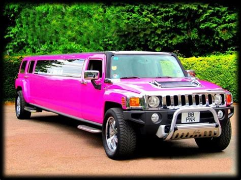 hummer limousine pink pink hummer h3 limo limos in essex