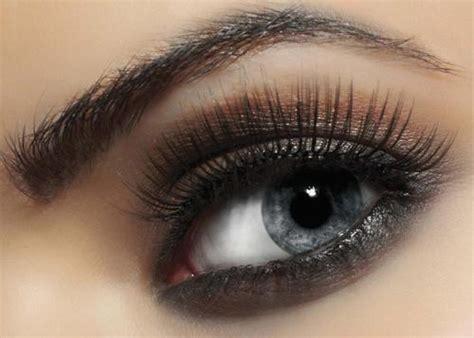 imagenes ojos grises pasos para tener ojos ahumados y crear una mirada perfecta