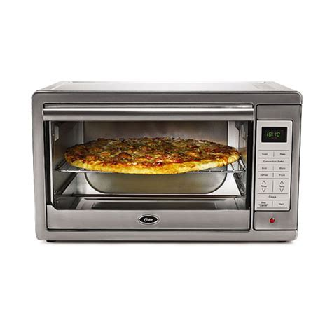 Large Countertop Convection Oven by Oster Tssttvxldg Large Convection Toaster Oven Ebay