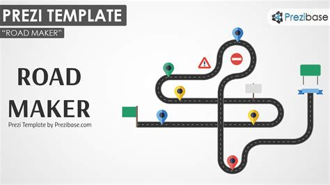 custom prezi templates custom road maker prezi template prezibase