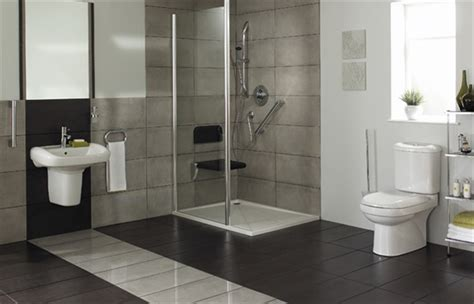 small wet bathroom designs wet room design ideas for modern bathrooms freshnist