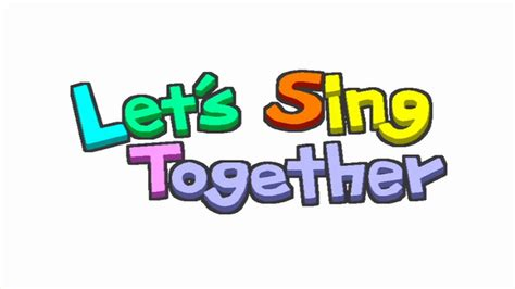 S Sing go go giggles let s sing together