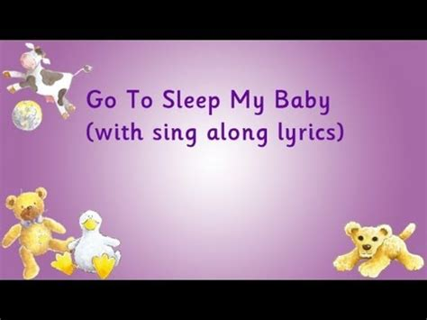 Is Going To A Baby by Go To Sleep My Baby